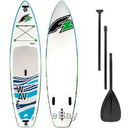 F2 Inflatable Wave SUP Stand Up Paddle Board Komplettset I-SUP Paddleboard SET