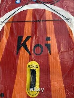 FEATH-R-LITE Inflatable Stand Up Paddle Board 11'6'' × 34'' × 6'' Koi Theme
