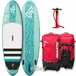 Fanatic Inflatable Diamond Air SUP I-SUP Damen-Stand Up Paddle Board Paddelboard