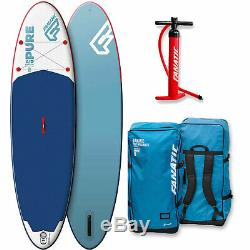 Fanatic Inflatable Pure Air SUP ISUP Stand Up Paddle Board Paddelboard Surfboard