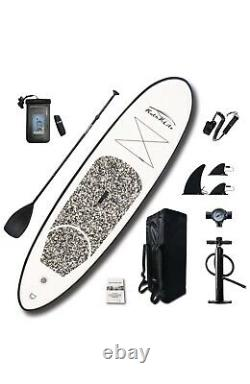 Feath R Lite Premium Double Layer Inflatable 10'x 30x 6Stand Up Paddle Board