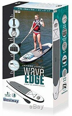 HydroForce 10 Foot Inflatable Stand Up Paddle Board SUP Surfboard -Free Shipping