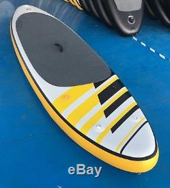 Inflatable 8' 6 Stand Up Paddle Board For Children, Complete Package