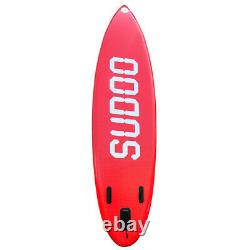 Inflatable Paddle Board SUP 3m Stand up Surfboard Complete Kit For Water Sports