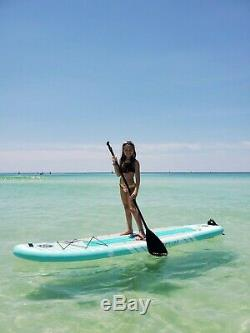 Inflatable Stand Up Paddle Board 9'9 SUP Kit Double Layer, High Quality