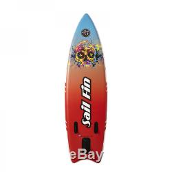 Inflatable Stand Up Paddle Board 9' SUP Kit 1-Year Limited Warranty