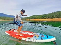 Inflatable Stand Up Paddle Board 9' SUP Kit High Quality Reinforced