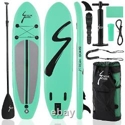 Inflatable Stand Up Paddle Board SUP Surfboard with Complete kit Pump&Bag US