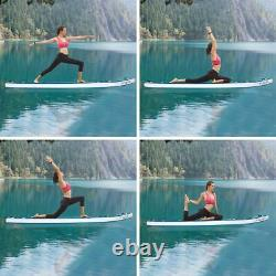 Inflatable Stand Up Paddle Board, Surfing SUP Boards, 11' Double Layer Touring US