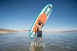 Inflatable Stand Up Paddle Board with Free Premium SUP Accessories