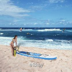 Inflatable Sup Paddle Board Standing Water Skiing Surfing Plate