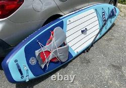 Isle Explorer Inflatable Stand Up Paddleboard SUP