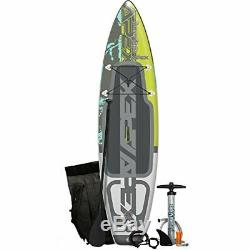 Jimmy Styks Apex Inflatable 10'8 Stand-Up Paddle Board with Paddle