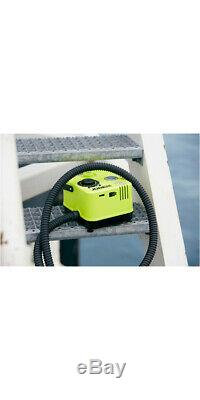 Jobe SUP Stand Up Paddle Boarding Portable Electric Air Pump Inflatable Leash