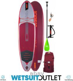 Jobe Yarra Inflatable Stand Up Paddle Board SUP 10'6 x 32 INC Paddle Backpack