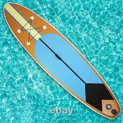 Koreyosh SUP Inflatable Stand Up Paddle Board with ISUP Accessories Backpack