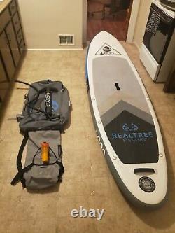 Loon Inflatable Paddleboard Realtree WAV3 Stand Up Paddleboard