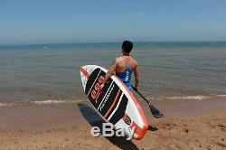 Low price auction11'Inflatable Stand Up Paddle Board SUP Surfboard