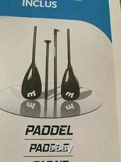 Mistral 10'5 double chamber double pvc inflatable stand up paddle board