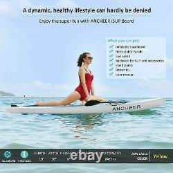 NEW Bestway Hydro-Force 10 Foot Inflatable Stand Up Paddle Board SUP & Kayak