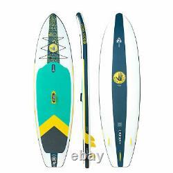NEW Body Glove Cruiser Plus Inflatable Stand Up Paddle Board Backpack Pump SUP +