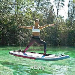 NEW Body Glove OASIS Stand up Paddle Board (ISUP) bag, paddle & pump