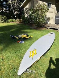 Naish Hawaii / One Air 12 6 Inflatable Stand Up Paddle Board (SUP)