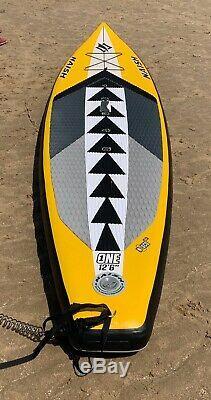 Naish SUP Nisco 12'6 inflatable SUP (iSUP) touring/racing Stand Up Paddleboard