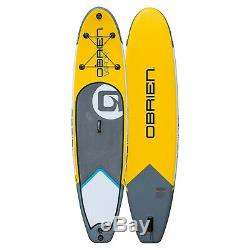O'brien 2018 Vapor Isup 10'6 Inflatable Stand Up Paddleboard Kit, New