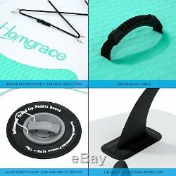 Outdoor 10FT Inflatable SUP Surfboards Stand Up Paddle Board Paddle Pump Kit VP