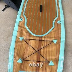 Pre-Owned DAMA Water Inflatable Stand Up Paddle Board 9 6