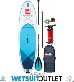 Red Paddle Co SUP Stand Up Paddle Boarding Ride MSL 10'8 Inflatable Stand Up