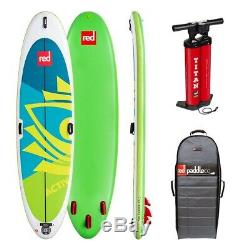 Red paddle Co Active MSL 108 Inflatable Stand Up PaddleBoard