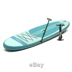 Retrospec The Weekender Inflatable Stand Up Paddle Board SUP 2019 (Marine)