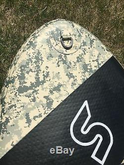 SEAL Ares Inflatable Stand Up Paddleboard Camouflage SUP