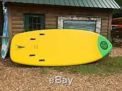 SOL Paddle SOLfiesta 6 Person Inflatable Stand Up Paddleboard Party SUP Used