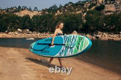SUP 10' Inflatable Stand Up Paddle Board SUP/Surfboard with complete kit New