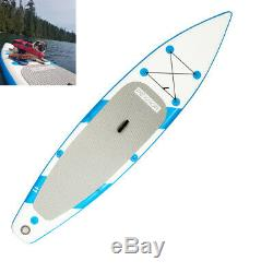 SUP Inflatable 11'x30x6 Stand Up Paddle Board withPulp Pump Storage Backpack
