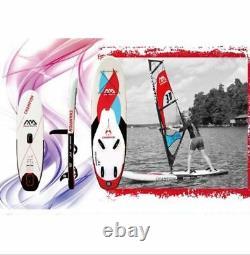 Sailboard surf board AQUA MARINA CHAMPION Stand up paddle board boat Inflatable