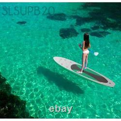 Serene-Life SLSUPB20 10 FT Inflatable Stand Up Paddle Board (SUP) With Accessories