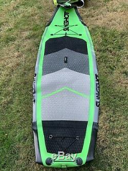 Slingshot Crossbreed 11 Inflatable Stand Up Paddle Board
