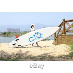 Stand Up Paddle Board 12' x 32 x 6 Portable Inflatable SUP withbackpack Surf