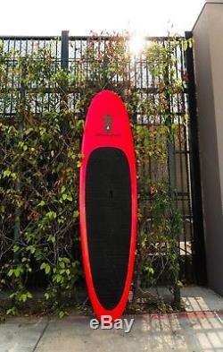 Stand Up Paddle Board (Epoxy Fiberglass) SUP Antidote Paddle Adventurer