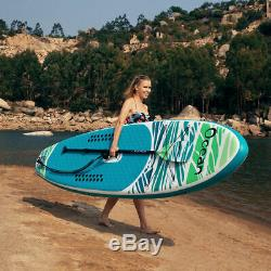 Stand Up Paddle Board ISUP10'6''336withAdjustable Paddle, Backpack, leash, pump