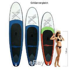 Stand Up Paddle Board Inflatable SUP iSUP Paddelboard Shark1 Prowake 292 cm
