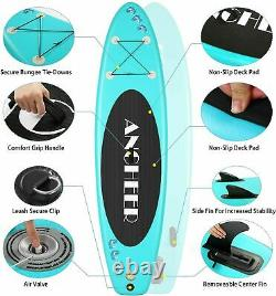 Stand Up Paddle Board, Lightweight Touring iSUP, Premium Accessories Nice`