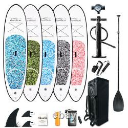 Stand Up Paddle Board Surfboard Inflatable SUP Paddelboard with complete kit
