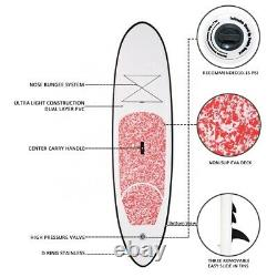 Stand up Paddle board inflatable SUP board FunWater 10 3057615