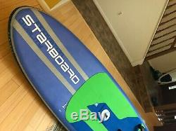 Starboard 2018 Windsup Stand up Paddle Board Inflatable Windsurfing