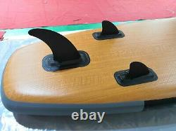 TOURUS ISUP Inflatable Stand Up Paddle Board, SUP with Accessories, Ships from USA